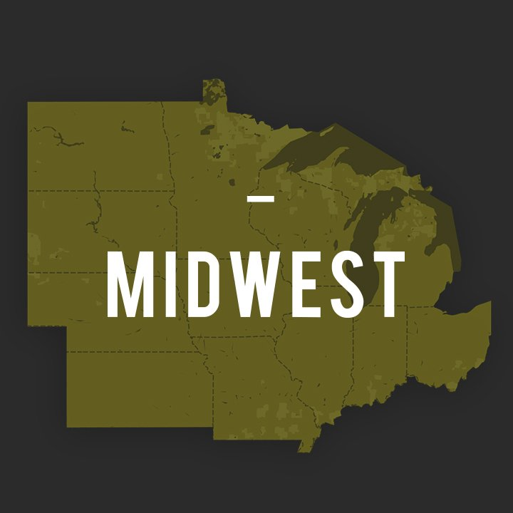 midwest map image