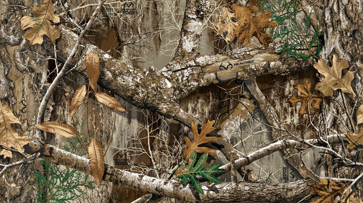 Realtree Edge Camo Pattern