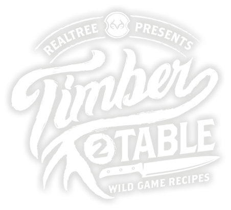 Timber 2 Table Wild Game Recipes