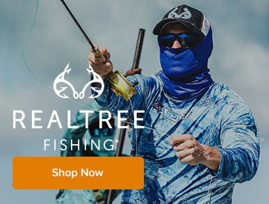 Realtree ASPECT fishing products