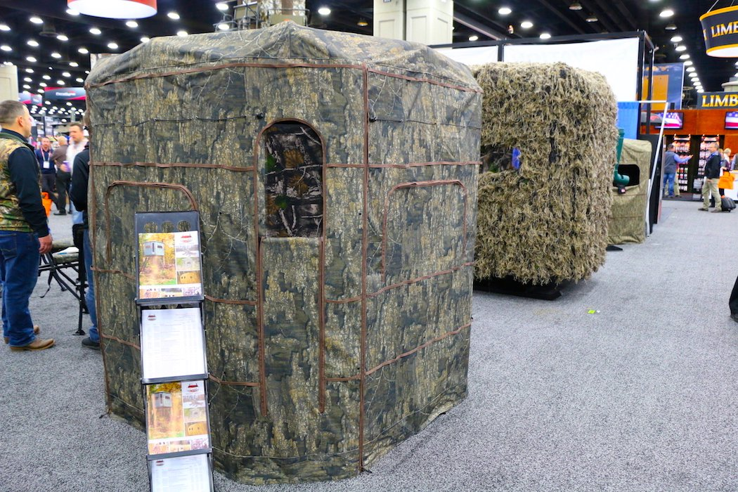 2019 Ata Show The Best Treestands Ground Blinds And