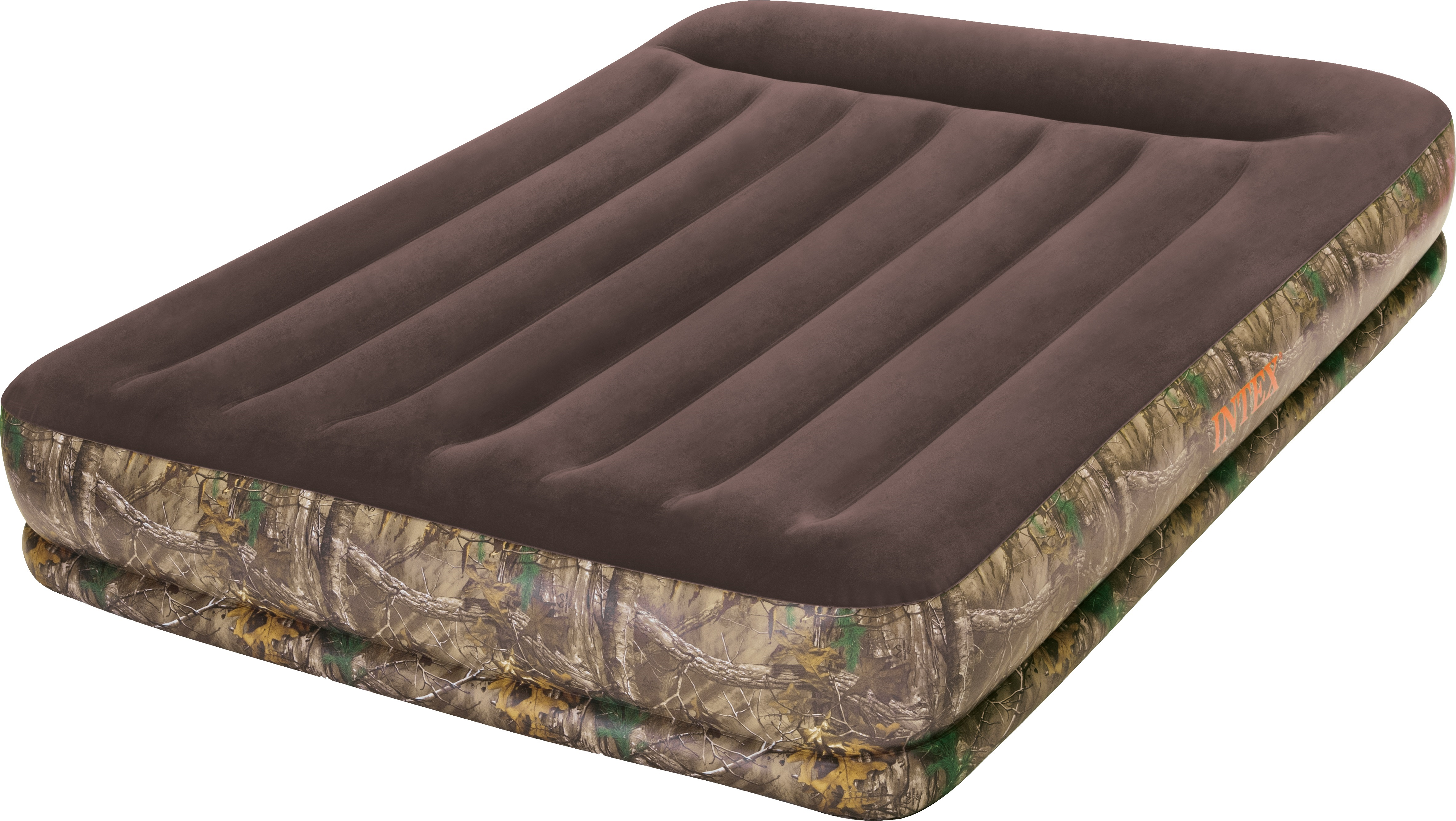 Intex realtree queen size airbed at academy sports for Academy sports fish finders