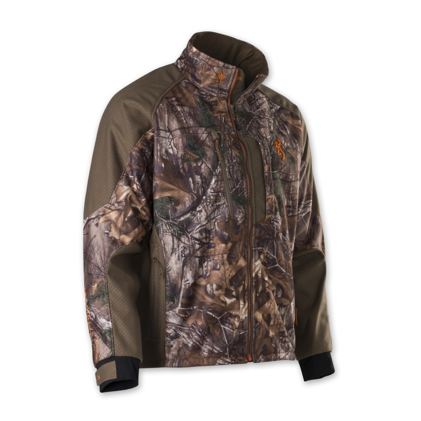 Browning S Hell S Canyon Soft Shell Jacket And Pants In