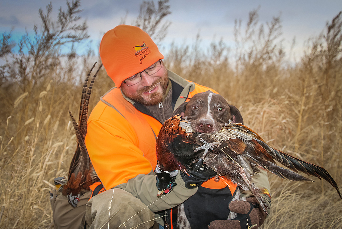 Pheasants forever 39 s 2017 pheasant hunting forecast small for Realtree game and fish forecast