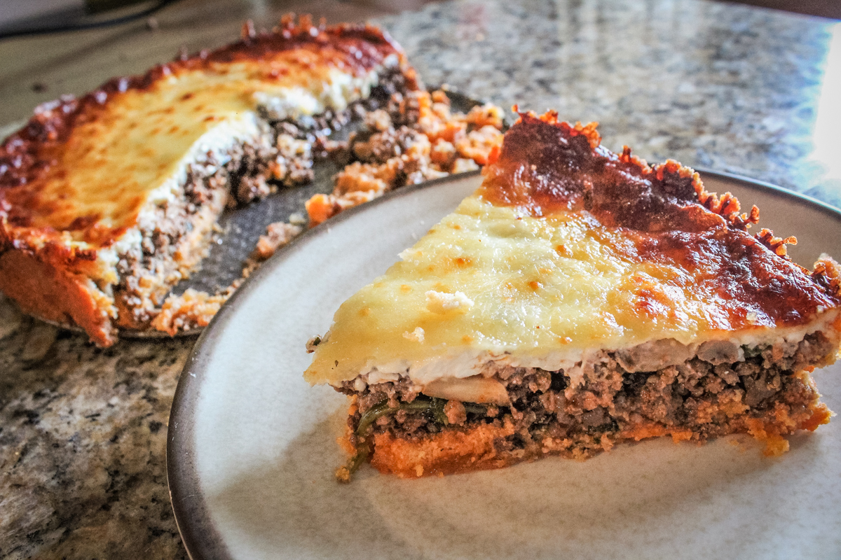 Keto Venison Meat Pie Recipe Realtree Camo