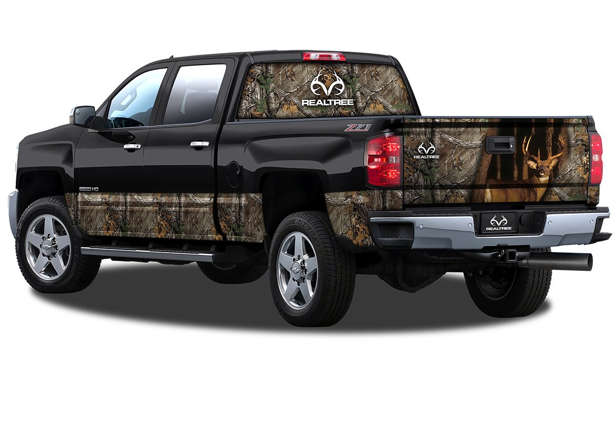 Realtree Camo Vehicle Wrap | Deer Hunting | Realtree Camo
