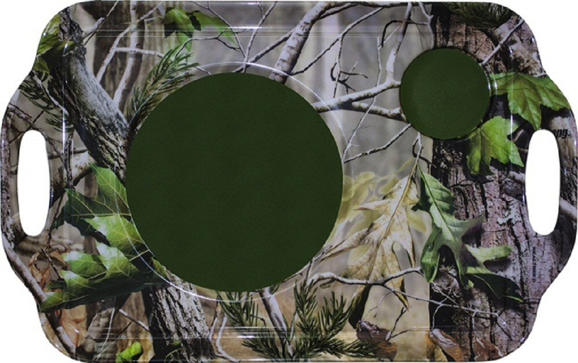 Camouflage Dishes Realtree Camo Dinner Trays Realtree