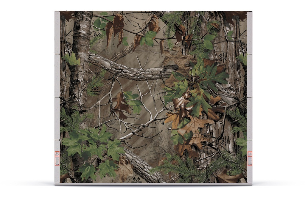 Realtree Xtra Green Garage Door Display Find Products