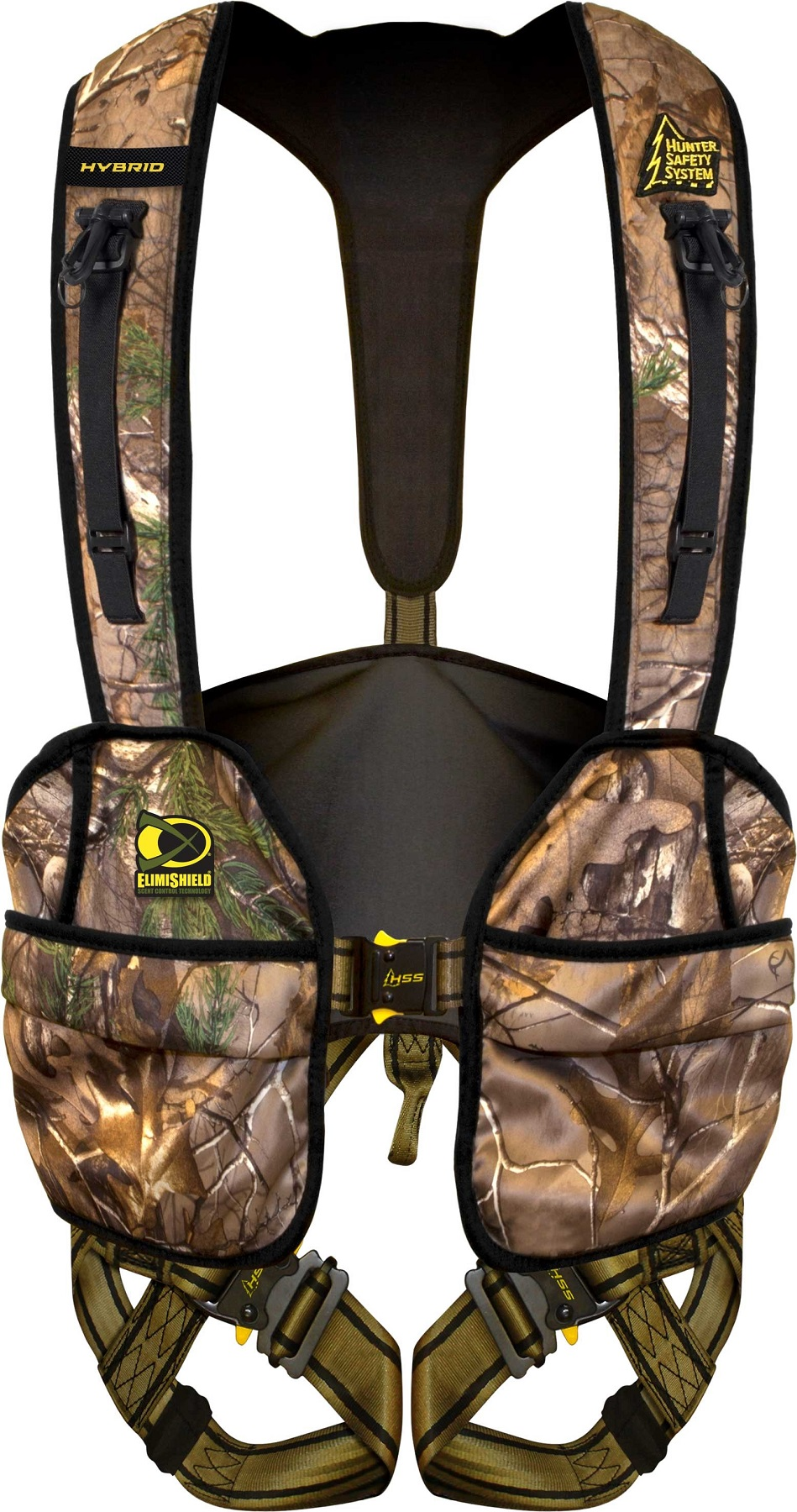 Hss Hybrid Flex Safety Harness In Realtree Xtra Realtree