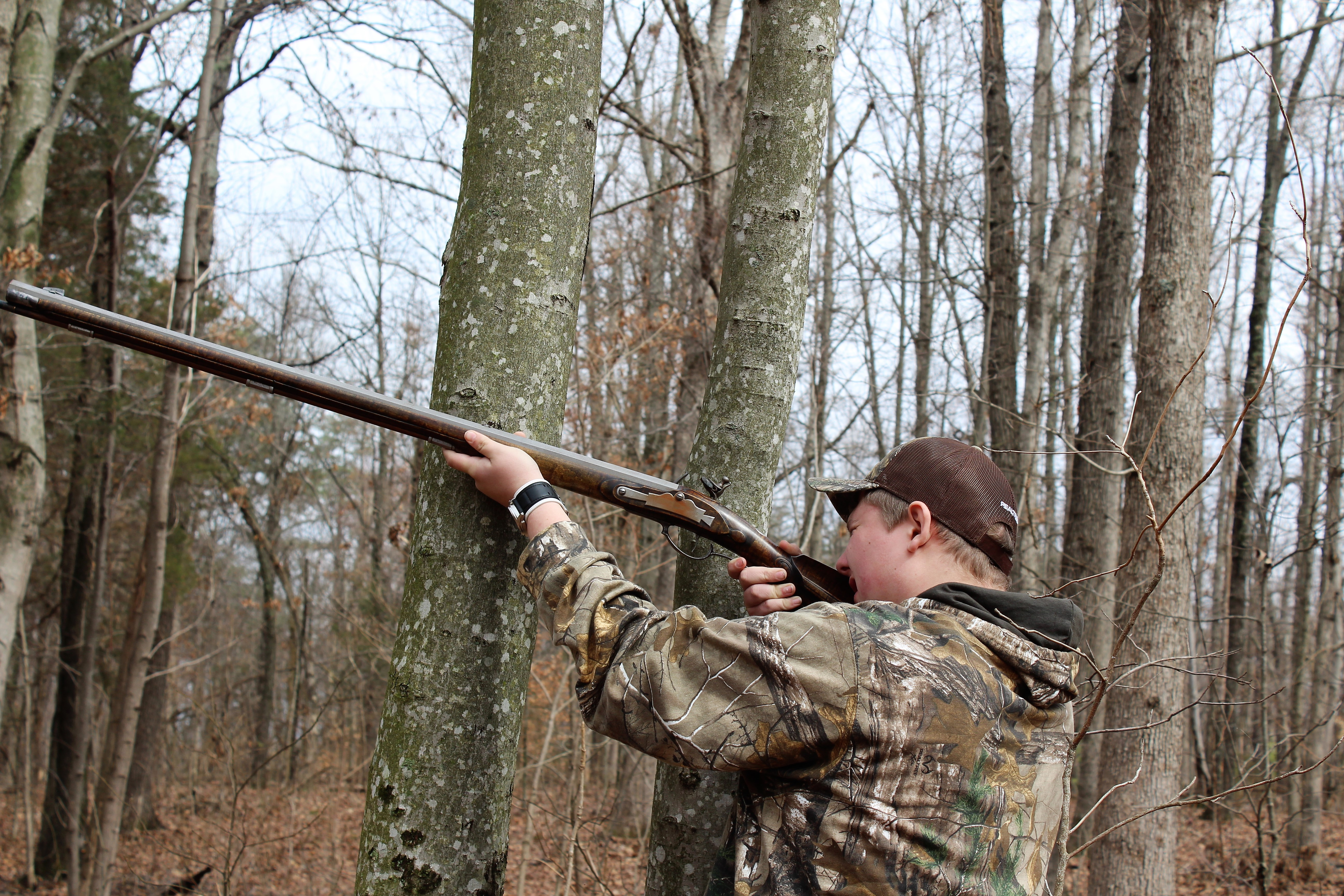 Guide to Blackpowder Squirrel Hunting | Small Game Hunting