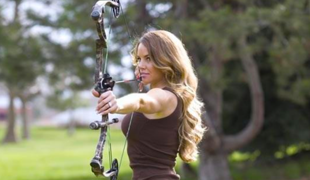 Archery Shooting Form  The Perfect Bow Grip