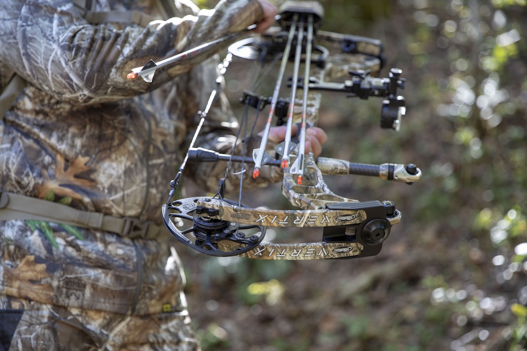 Bow Review: 2019 Mathews Vertix in Realtree EDGE Camo | Bowhunting