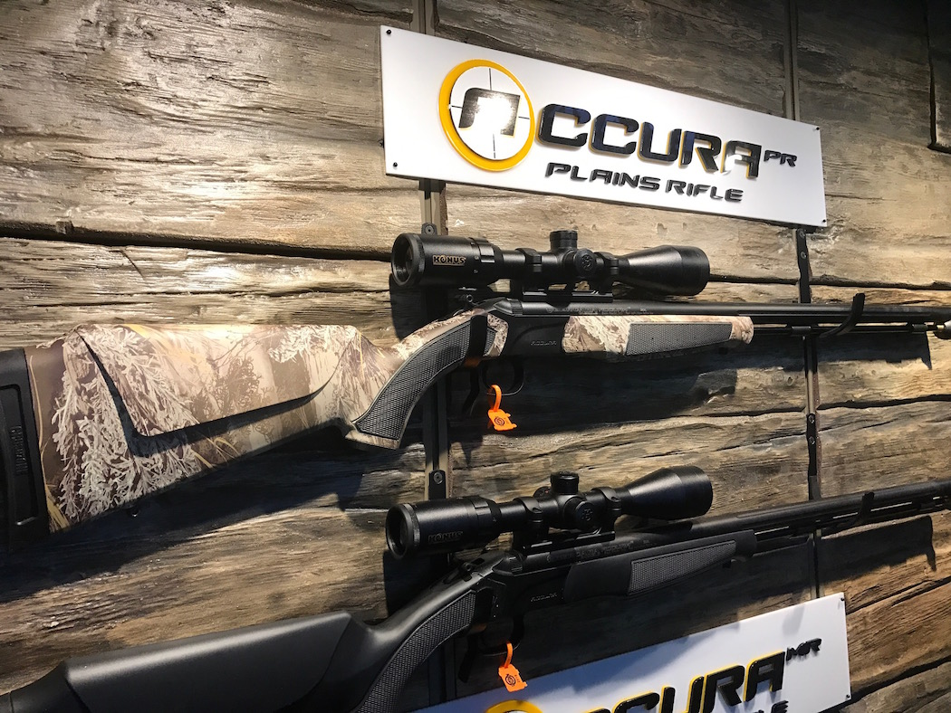 SHOT Show: Impressive CVA Muzzleloaders for 2018 | Deer