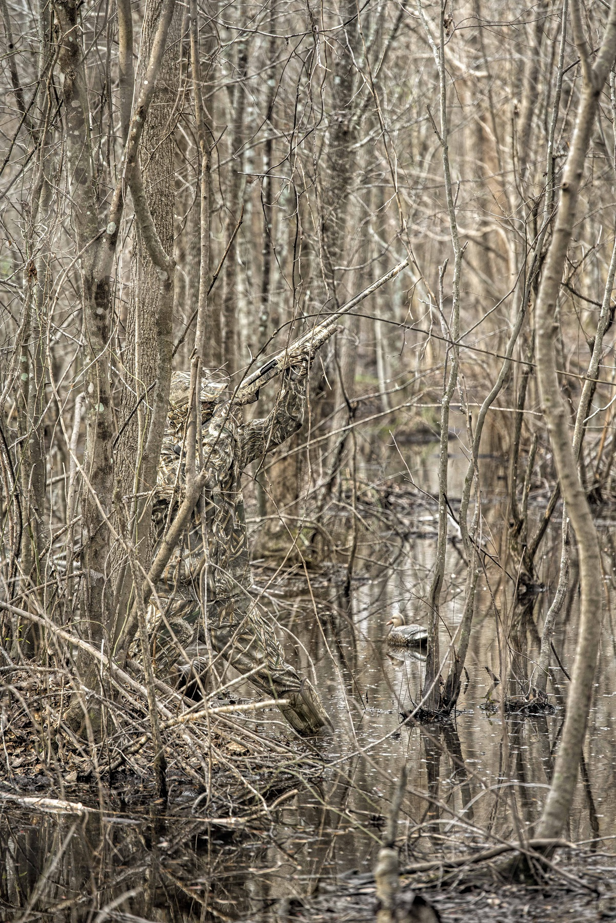Realtree Max 5 Waterfowl Concealment Redefined