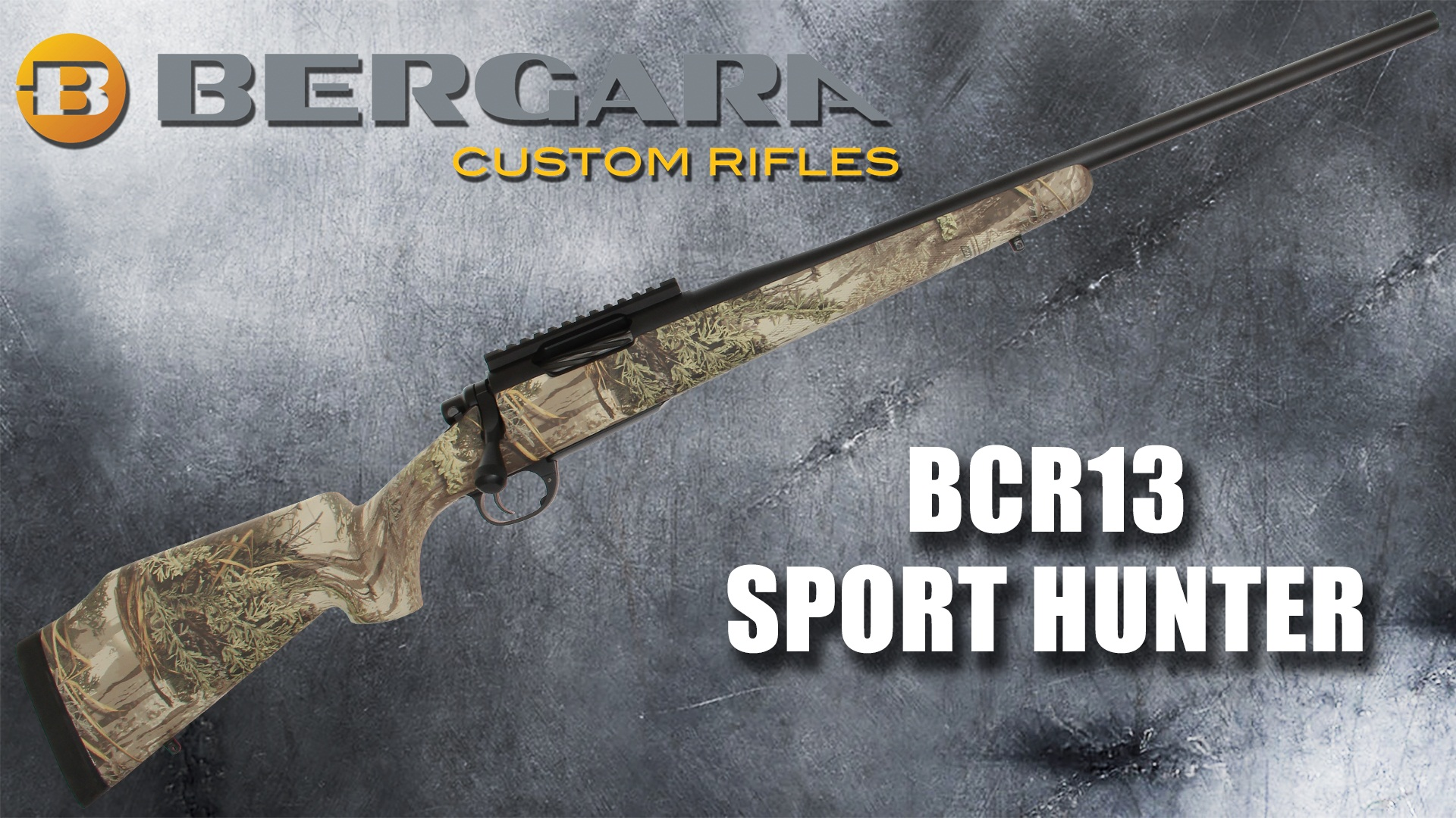 Bergara Teams Up with Realtree® and NRA for Custom Rifle