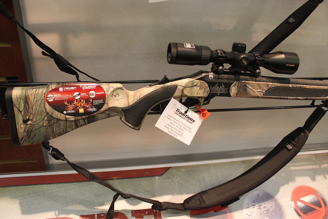 12 Muzzleloaders from the 2017 SHOT Show   Deer Hunting
