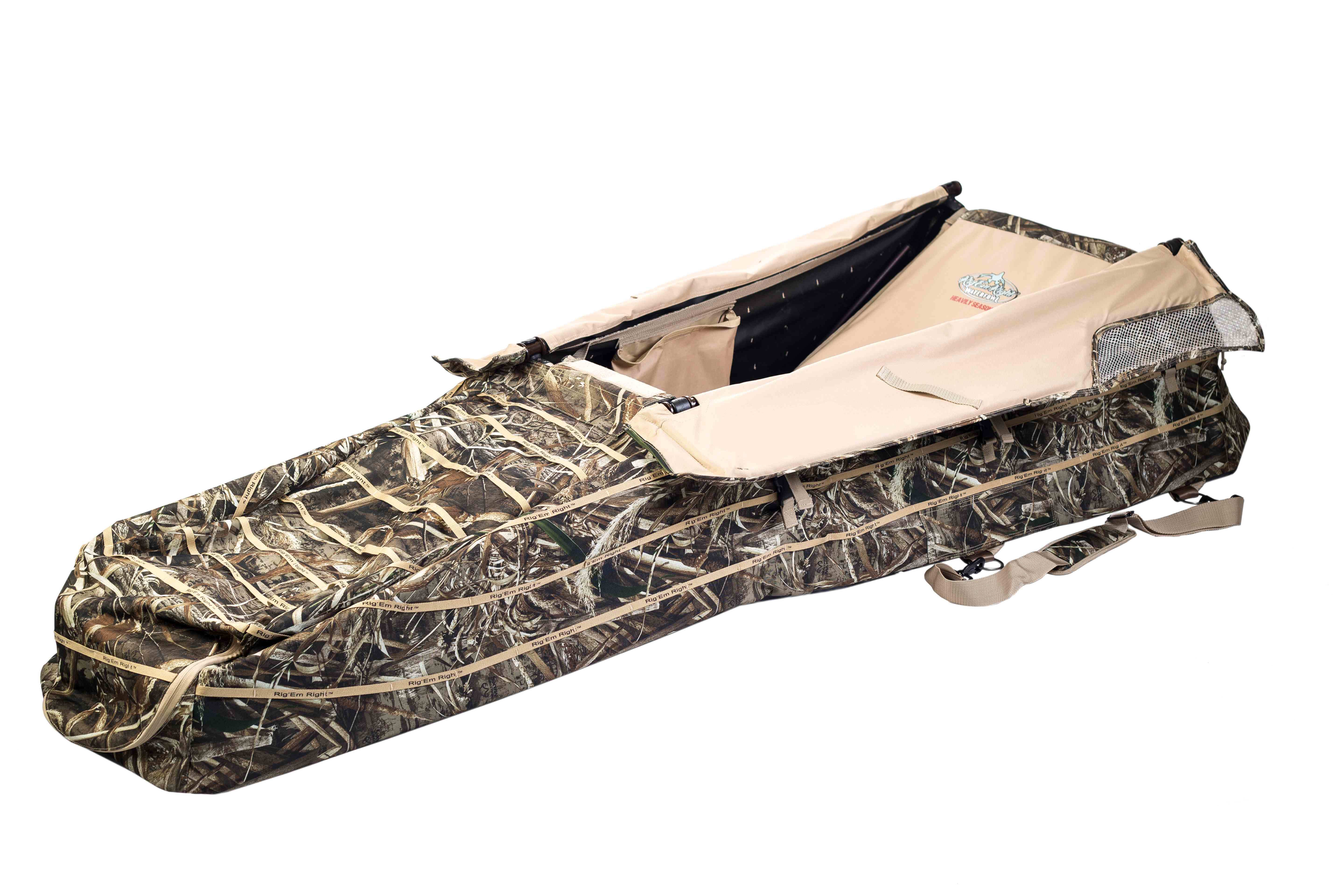 New Duck and Goose Blinds for 2014 | Realtree