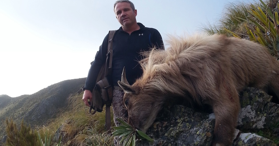 Tahr Hunt In New Zealand Global Hunting Realtree Camo
