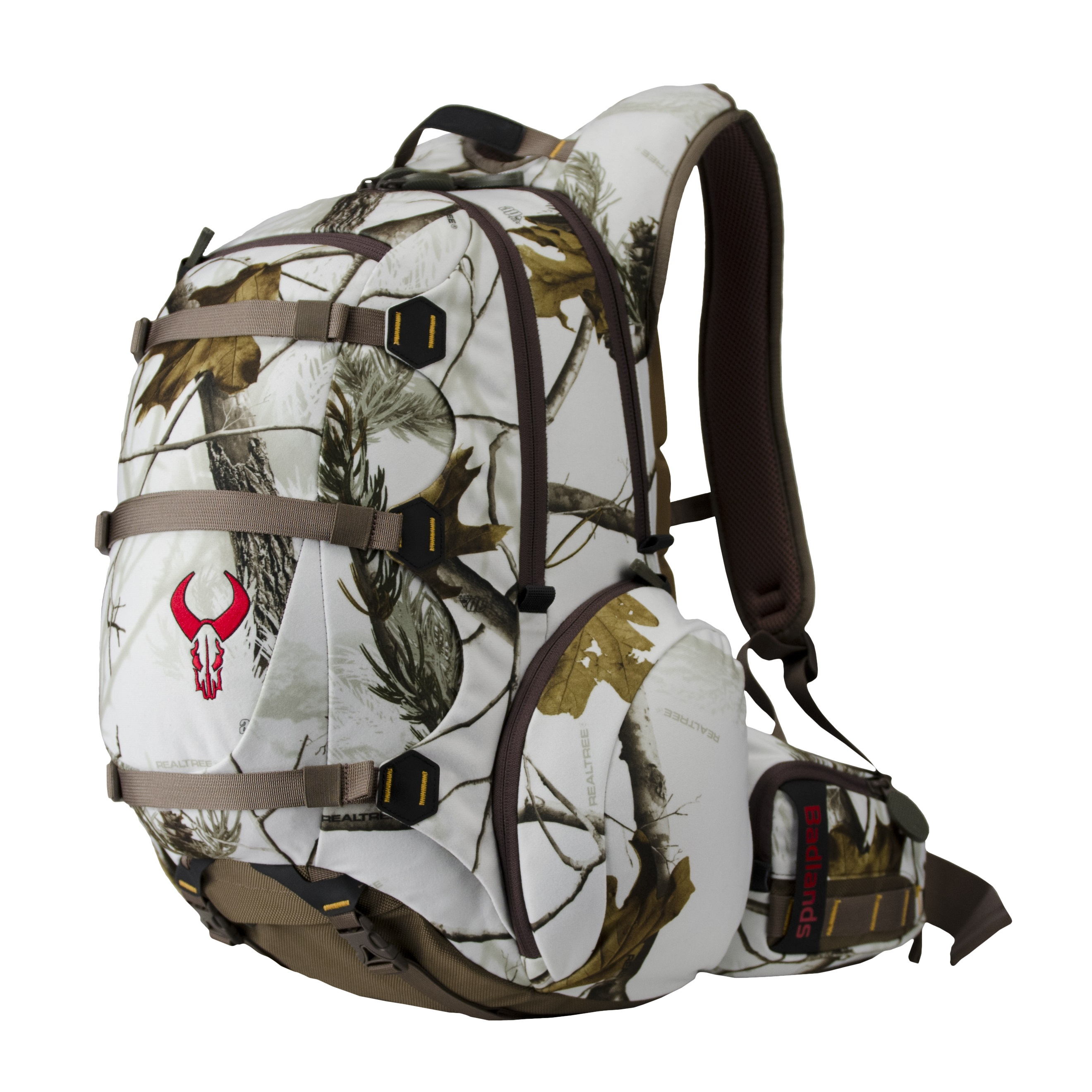 Badlands Packs In Realtree Ap Snow For Limited Time