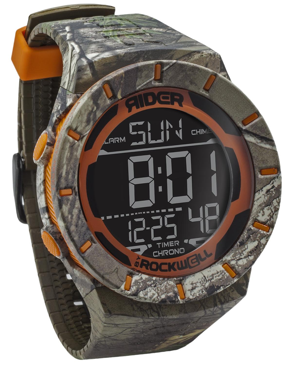 f7790acc5 Realtree Coliseum Camo Watch by Rockwell | Realtree Camo