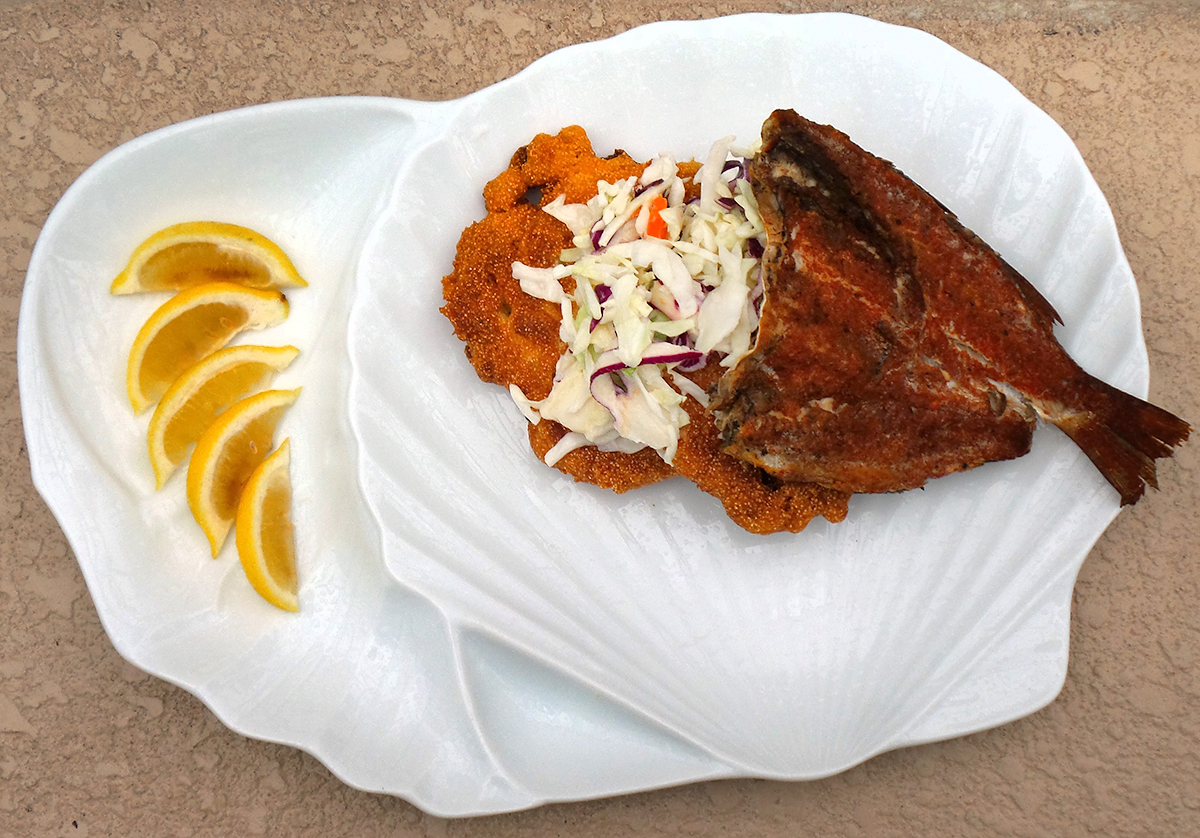 Smoked mullet two ways realtree for Mullet fish recipe
