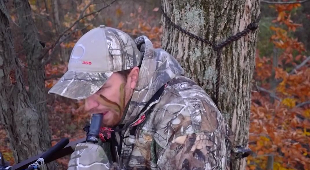 D365 ohio rut action deer hunting realtree for Realtree game and fish forecast