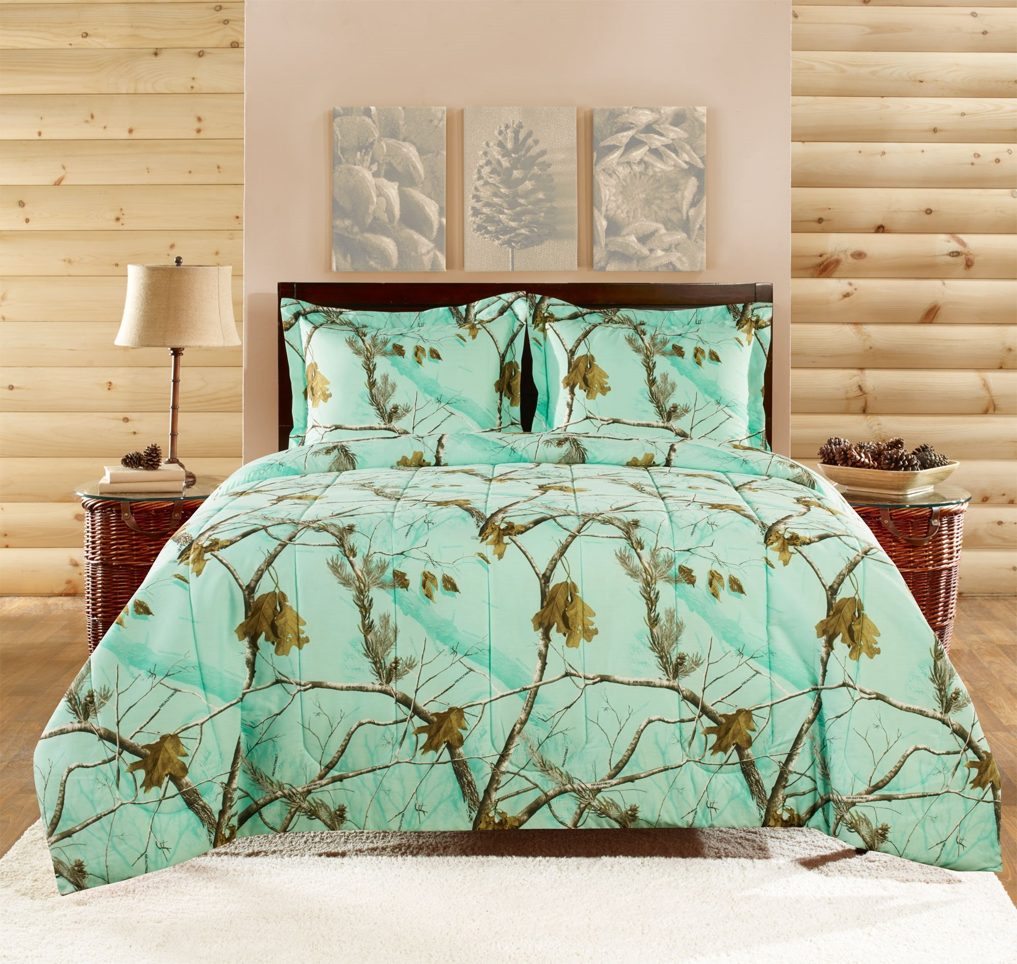 New Realtree Ap Hd Camo Colors Bedding By 1888 Mills Realtree Camo