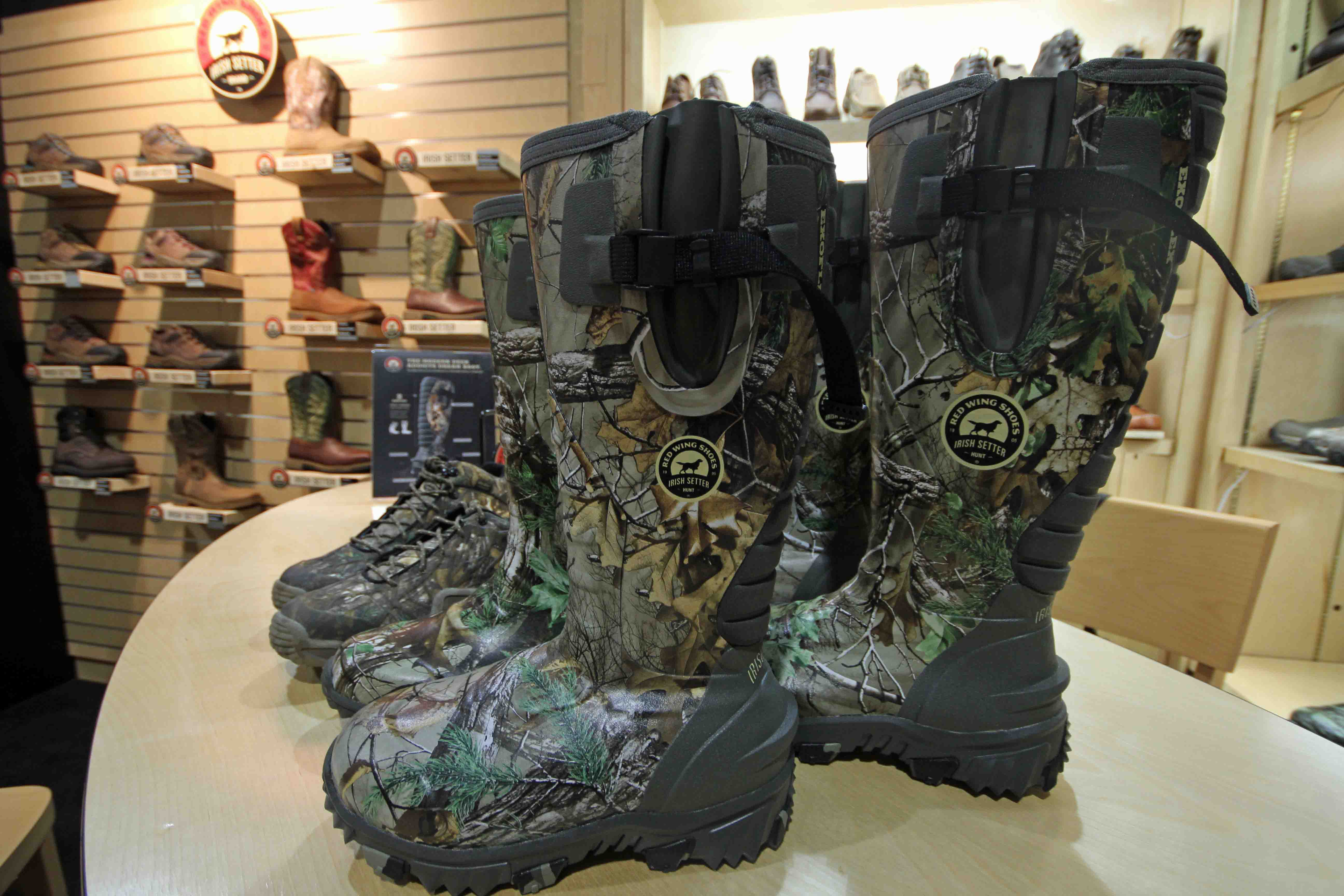 b158539e9de New Hunting Boots, Clothing, Packs and More from the 2015 SHOT Show ...