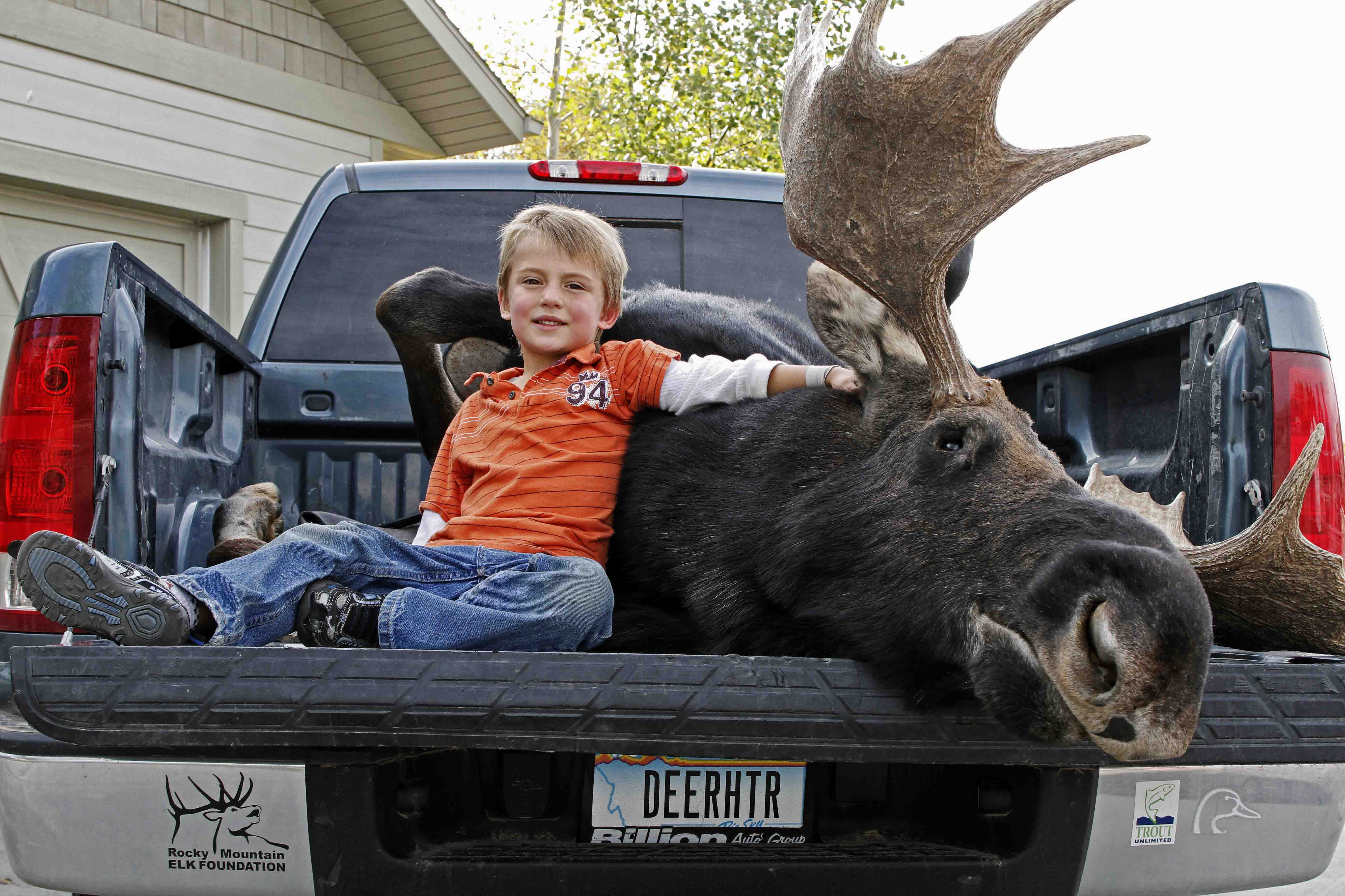 10 Mistakes Adults Make When Hunting With Kids Big Game To Shoot A Deer Rifle Diagram I Have Two Of These Rifles And Realtree Camo