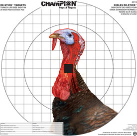 photograph relating to Printable Turkey Targets identify NWTF Conference Insurance plan Video clip: Fresh new Re-Adhere Turkey Sight-Inside of