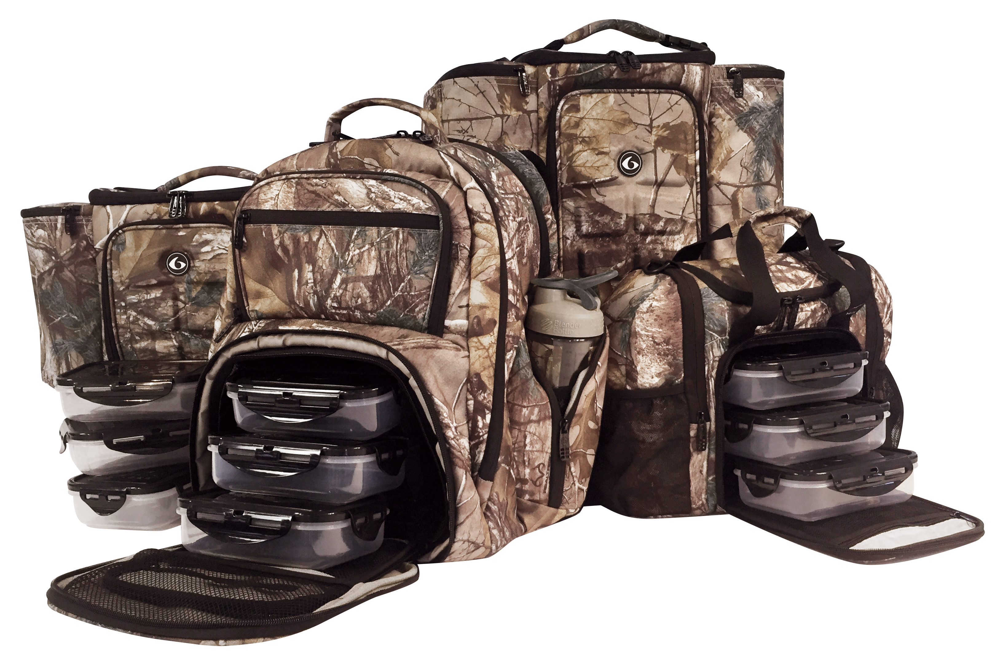 35702c51df4e Six Pack Fitness Realtree® Meal Prep Bags