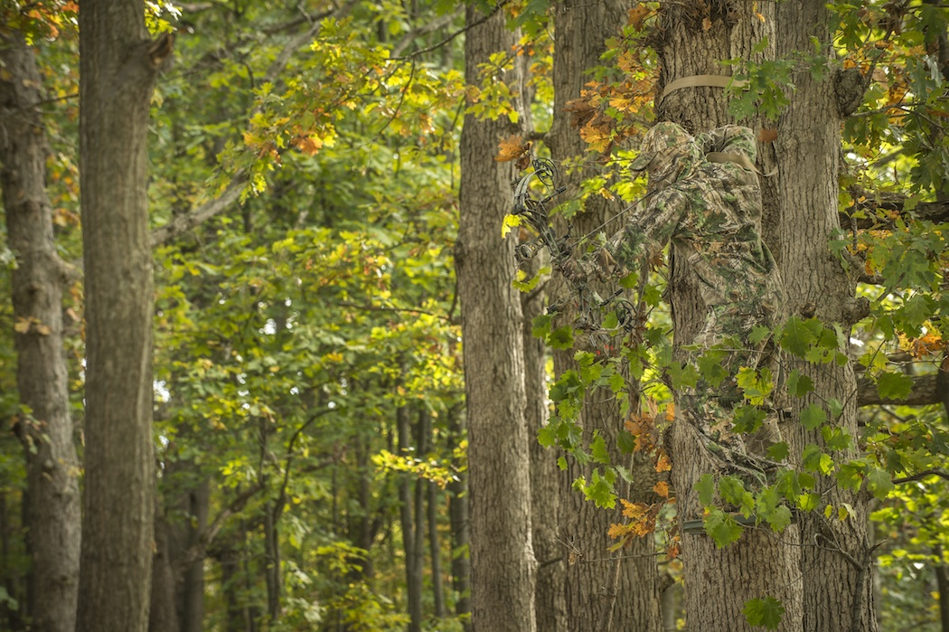 How To Conceal Treestands Realtree