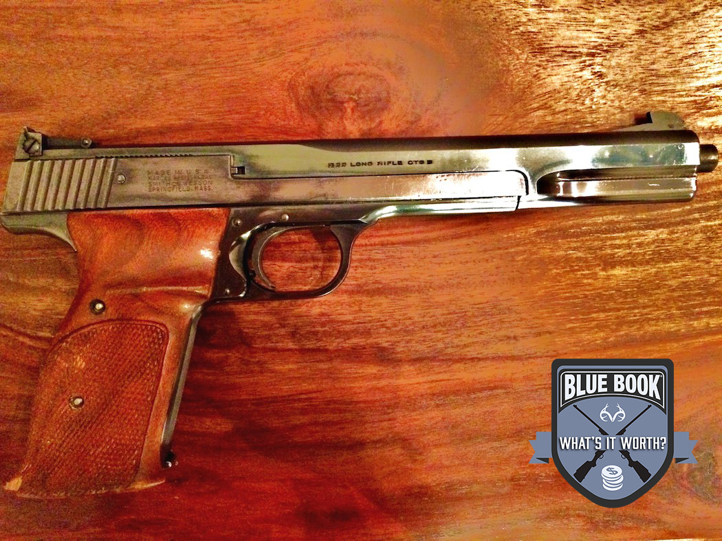 smith and wesson age by serial number