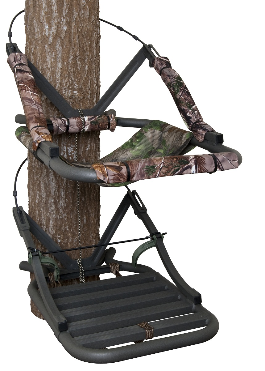 New Summit Viper Treestands Find Products Realtree