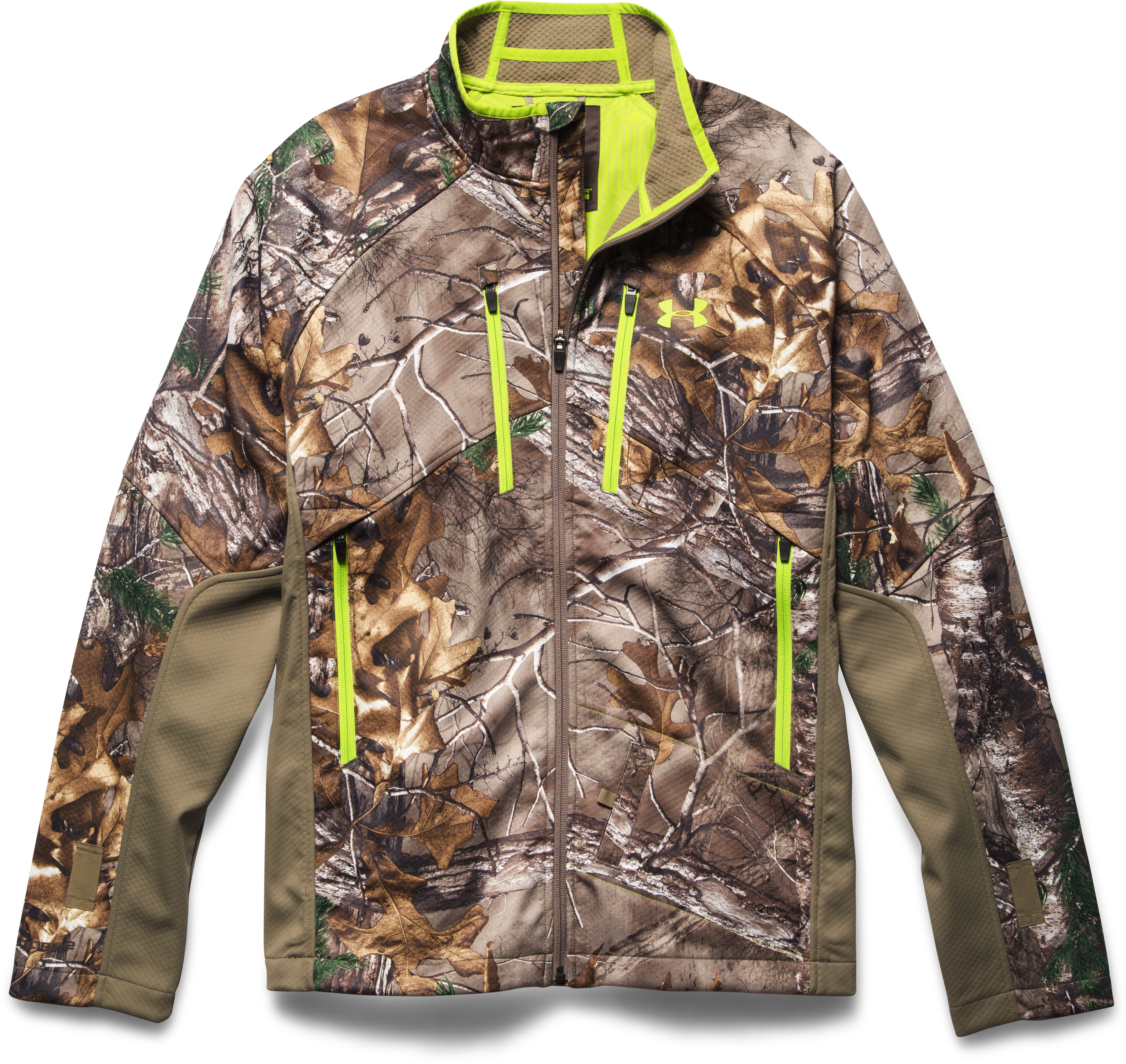 Under Armour Scent Control Coldgear Infrared Softershell
