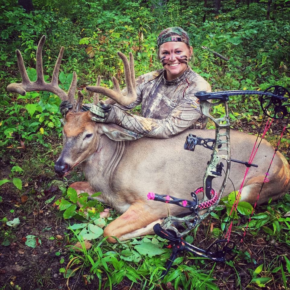 Tagging a unicorn deer hunting realtree for Realtree game and fish forecast