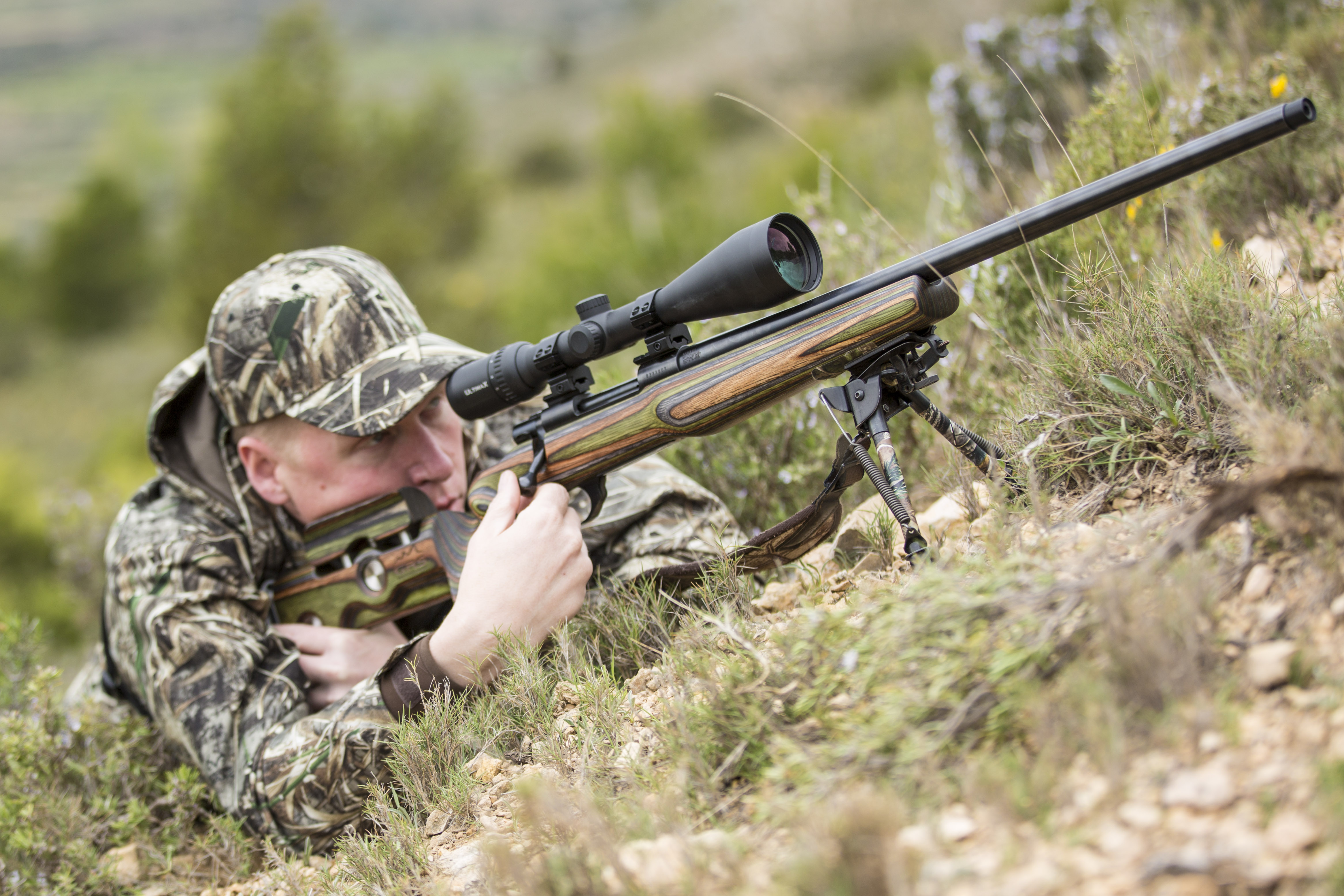 10 Tips To Improve Your Long Range Shooting Global Hunting Shoot A Deer With Rifle Diagram I Have Two Of These Rifles And Realtree Camo