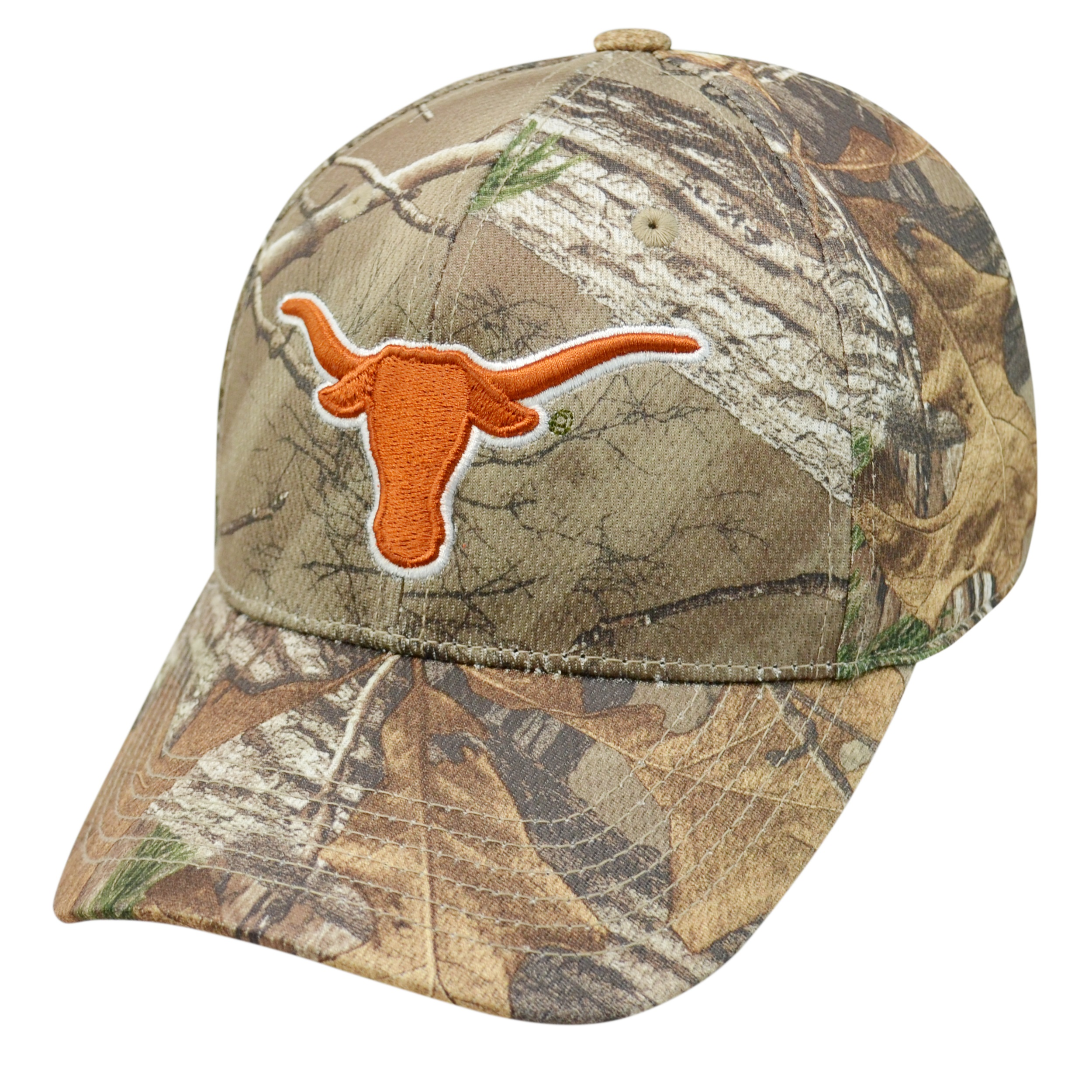 13a88214005 Realtree Camo College Headwear by TOW Caps