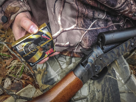 Tested: Turkey Hunting with the Federal Premium  410 TSS