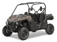 New Yamaha Wolverine Models in Realtree Xtra Preview