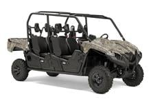 Yamaha 2020 Viking EPS and Viking VI EPS in Realtree EDGE Camo Preview