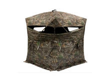 Lincoln Outfitters Realtree Timber Camo Three-Man Hunting Blind With 5 Hub Design R150 Preview