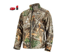 Milwaukee M12 Heated Jacket Kit in Realtree EDGE Camo Preview