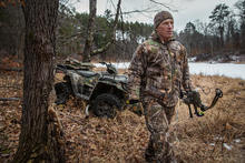 ArcticShield Heat Echo Sherpa Jacket in Realtree EDGE Camo Preview
