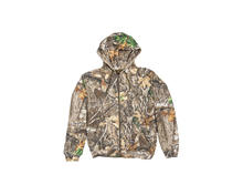 Berne All Season Thermal Lined Hooded Sweatshirt in Realtree EDGE Camo Preview