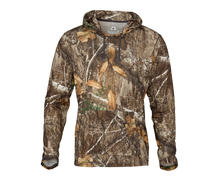 Browning Hipster-vs Hooded T-shirt in Realtree EDGE Camo Preview