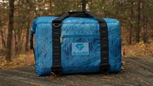 Glacier IceBox Soft-Sided Cooler in Realtree EDGE Camo and Realtree Fishing Blue Preview