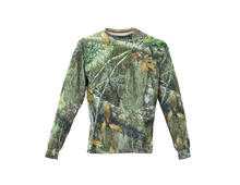Thiessens V1 Whitetail Lightweight Long Sleeve Tee in Realtree EDGE Camo Preview