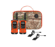 Motorola T265 Rechargeable Two-Way Radios Sportsman Edition in Realtree Xtra Camo Preview