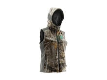 Nomad Women's Dunn Hooded Vest in Realtree EDGE Camo Preview